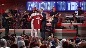 Kyler Murray Cardinals Press Conference: GM Heaps Praise on ...
