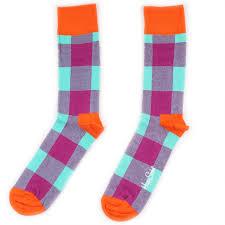 Happy Socks - <b>Lumberjack</b> - Pink - Яркая Пара