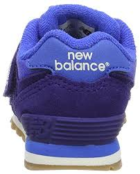 New Balance Unisex Kids' <b>574 Hook and</b> Lo- Buy Online in Israel at ...