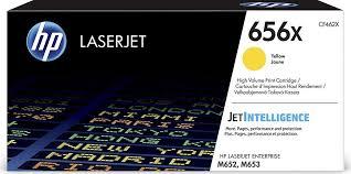 Тонер-<b>картридж HP 655A</b> (CF452A), желтый — купить в интернет ...