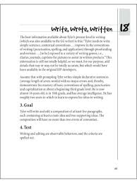 from gobbledygook to clearly written annual iep goals from gobbledygook to clearly written annual iep goals sample page