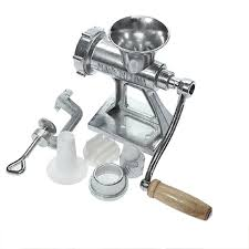 Hot <b>Manual</b> Mincer Meat Grinder Hand Operated Beef <b>Sausage</b> ...