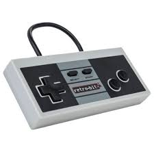 Retro-Bit <b>NES</b> Style Wired <b>USB</b> PC/MAC Pro Controller With 6FT ...