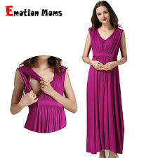 <b>Emotion Moms</b> Maternity Clothes pregnant Nursing Dress ...