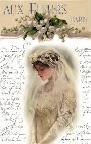 Billedresultat for bruidens sluier, brocante