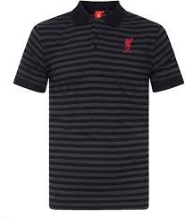 Liverpool FC Official Soccer Gift Mens Striped Polo ... - Amazon.com