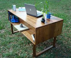 cozy reclaimed wood desk office furniture by blueridgewoodworking home design inspiration ideas diy home office desk recycled