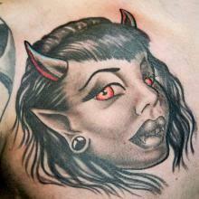 Tattoos by Paul Naylor - Paul-Naylor-at-Indigo-Tattoo-UK-15