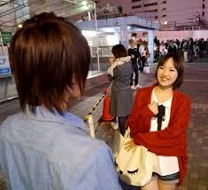 There are many young Japanese men who  even if they want to go on a date  have little confidence in their ability to carry out an engaging conversation with     RocketNews