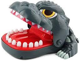 Premium Quality <b>Funny</b> Dinosaur Bite Finger <b>Toy Adult</b> Children ...