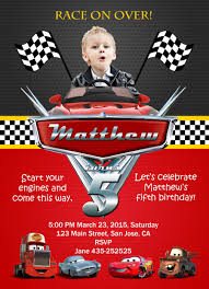 cars birthday invitation 1 front by birthdayinviteshop on birthdayinviteshop cars birthday invitation 1 front by birthdayinviteshop