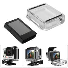 <b>For GoPro BacPac Lcd</b> Display Monitor For Gopro Hero 3+4 Bacpac ...