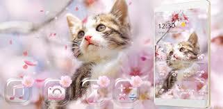 <b>Sakura</b> Kitty Theme Wallpaper - Apps on Google Play