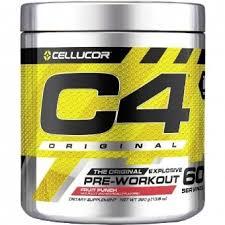 Cellucor <b>C4 Original Предтренировочный</b> комплекс купить в ...