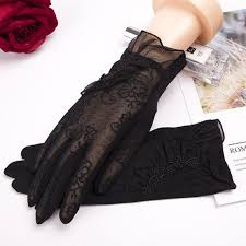 34 styles <b>spring</b> summer <b>women gloves</b> lace uvproof sun touch ...