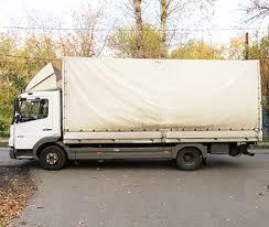 <b>Размеры</b> грузовых автомобилей различной грузоподъемности