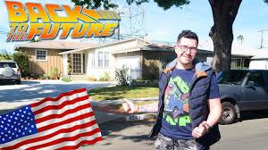 США - Дом <b>Марти Макфлая</b> (Назад в Будущее) - YouTube