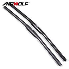 <b>Full carbon</b> fiber mtb flat aero bar handlebar 31.8*580-720mm <b>3K</b> ...