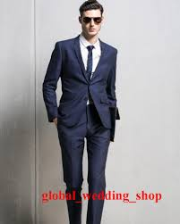 coats pants fashion double breasted business suits for men tuxedo coats pants fashion double breasted business suits for men tuxedo bridegroom wear casual suits blazer men 1920s mens formal wear all black prom suits from