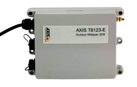 <b>PoE</b>-<b>инжектор AXIS</b> T8123-E Outdoor Midspan 30 W 1-port