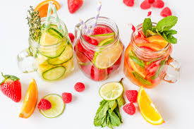 Image result for orange pineapple infused water