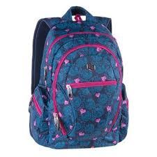 Школьный рюкзак <b>Pulse</b> Dobby <b>Pink Heart</b> 121438