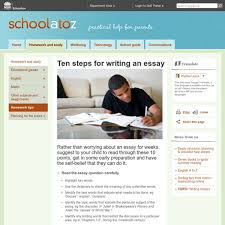 ten steps for writing an essay  pearltrees ten steps for writing an essay