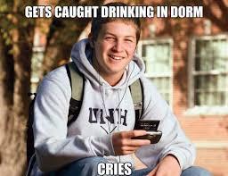 The Best Of The College Freshmen Meme via Relatably.com