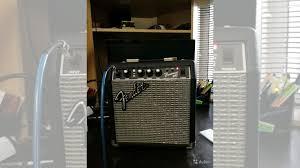 <b>Комбоусилитель Fender frontman</b> 10G купить в Москве на Avito ...
