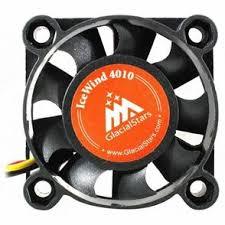 Система охлаждения <b>GlacialTech</b> DC <b>Fan IceWind 4010</b> : цена ...