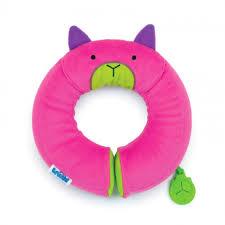 <b>Подголовник Yondi Bert</b> (розовый) - <b>Подголовники Trunki</b> - купить ...