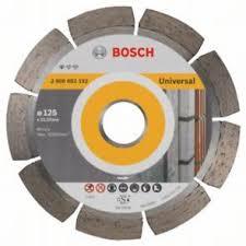 <b>Диск алмазный сегментный универсальный</b> Bosch 125 мм ...