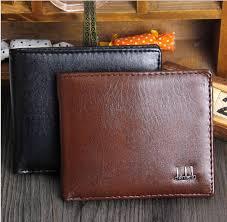DHL free <b>30PCS LOT</b> New <b>Vintage</b> PU Mens Wallets Fine Bifold