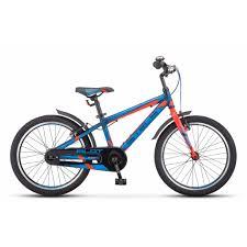 "<b>Велосипед Stels</b> 20"" <b>Pilot 250</b> Gent V010 (LU091513) Темно-синий ..."