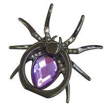Universal Luxury <b>metal Spider Bling</b> Finger Ring <b>Holder</b> 360 Rotate ...