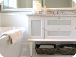 White Bathroom Units The Advantages And Disadvantages In Using White Bathroom Vanity