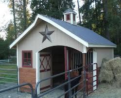 Suburban-Style Barn