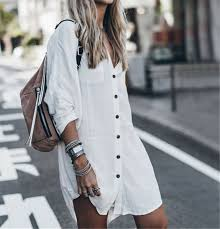 best white <b>summer beach</b> blouses ideas and get free shipping - a93