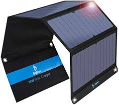 BigBlue 28W <b>Portable Solar Charger</b>, 28W: Amazon.de: Elektronik