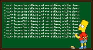 Resultado de imagen de relative clauses