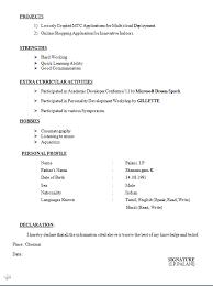 bcom resume format freshers sample cv for freshers bcom general freshers resume samples