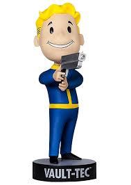 <b>Фигурка Fallout</b> 4. Vault Boy Bobblehead Series 3 - Small Guns