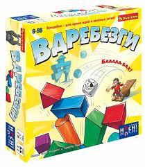 <b>Настольная игра BONDIBON Вдребезги</b> ВВ1081 — купить по ...