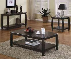 room ideas middle table enchanting side table for living room modern black llacquered wood side table sid