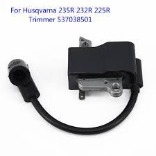 Новая <b>катушка</b> зажигания для <b>Husqvarna</b> 235R 232R 225R ...