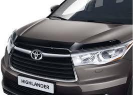 Дефлектор <b>капота</b> Toyota <b>оригинальный для</b> Toyota Highlander ...