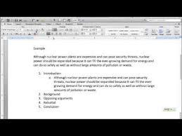 pro con essay outline   essay structureprocon essay outlining