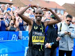 Mo Farah hopes Glasgow     s Smiles Better as he gets ready to make     Daily Record
