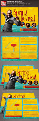 spring revival church flyer template on behance spring revival church flyer template is exclusively on graphicriver it can be used for your revivals retreats conventions youth camp church events