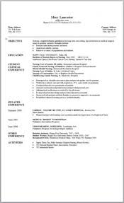 ideas about nursing resume on pinterest   rn resume  nursing    sample nursing resume   new graduate nurse